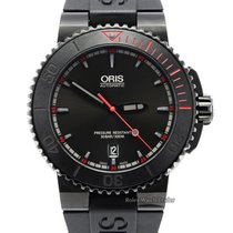 Oris El Hierro Limited Edition Steel 43mm Black No numerals United Kingdom, Manchester