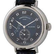 Eberhard & Co. Steel 39mm Manual winding 21017 pre-owned United States of America, Texas, Austin