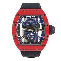 Richard Mille RM 52-01 Szén RM 052 47mm új