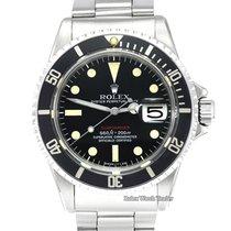 Rolex Submariner Date Steel 40mm Black No numerals United Kingdom, Manchester