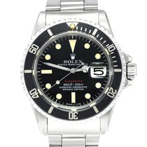Rolex Submariner Date Steel 40mm Black No numerals United Kingdom, Manchester