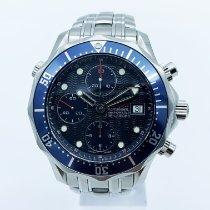 Omega Seamaster Diver 300 M Acier Bleu Sans chiffres France, Paris