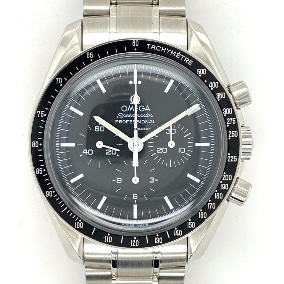 Omega Speedmaster Professional Moonwatch 145.0022 2005 pre-owned
