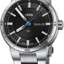 Oris TT1 Steel No numerals United States of America, New York, Brooklyn