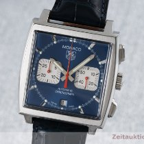 TAG Heuer Monaco CW2113 2005 pre-owned