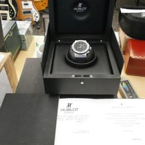 Hublot Big Bang Aero Bang подержанные 44mm Хронограф Каучук