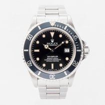 Rolex Sea-Dweller 4000 pre-owned 40mm Black Date Steel