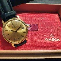 Omega Genève Acero 34mm Oro España, LEON