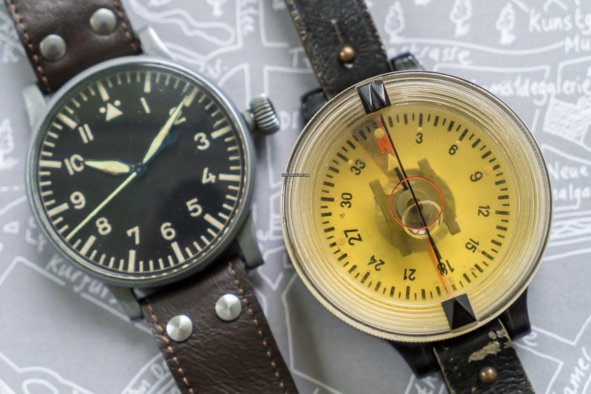 Stowa Stowa B-Uhr FL23883 1944 pre-owned