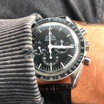 Omega Speedmaster Professional Moonwatch Stål 42mm Svart Ingen tall Norge, Bryne