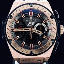 Hublot Or rose 48mm Remontage automatique 703.OM.1138.NR.FMO10 occasion Belgique, Antwerpen
