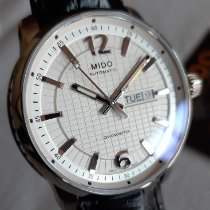 Mido Great Wall Stal 42mm
