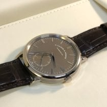 A. Lange & Söhne White gold 38.5mm Automatic 380.044 new