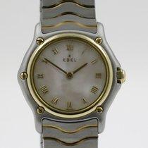 Ebel 1057901 Gold/Steel 1994 Sport 23mm pre-owned