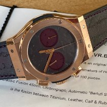 Hublot Classic Fusion Chronograph Rotgold 45mm Bordeaux Deutschland, Barleben/Jersleber See