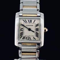 Cartier Tank Française 2384 1999 gebraucht