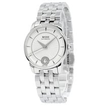 Mido Baroncelli II M007.207.11.036.00 New Steel 33mm Automatic