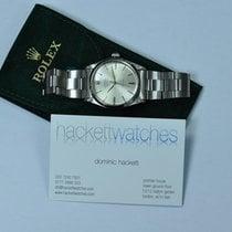 Rolex Air King Precision Steel 34mm Silver No numerals United Kingdom, London