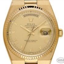Rolex Day-Date Oysterquartz 19018 1981 usados