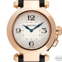 Cartier Pasha 2812 2012 pre-owned
