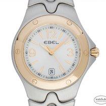 Ebel Sportwave E1957K21 2002 brukt