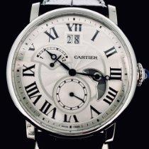 Cartier Rotonde de Cartier Acier 42mm Argent Romains