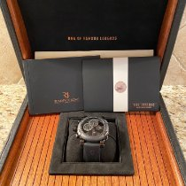 Romain Jerome Titanic-DNA Acero Negro