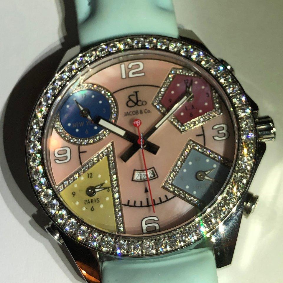 Jacob & Co. órák vásárlása   Chrono24