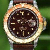 Rolex GMT-Master Χρυσός / Ατσάλι 40mm Καφέ Xωρίς ψηφία Ελλάδα, Athens