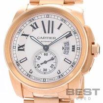 Cartier Calibre de Cartier W7100018 pre-owned