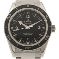 Omega Seamaster 300 41mm Black