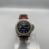 Panerai Luminor Marina Титан 44mm Черный Aрабские