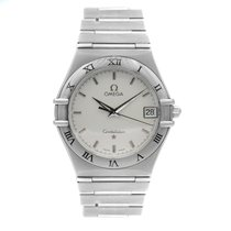 Omega Constellation Quartz 20mm White Roman numerals United States of America, New York, New York