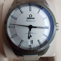 Omega Globemaster Steel Silver No numerals United States of America, Louisiana, METAIRIE