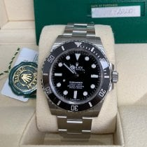 Rolex Submariner (No Date) Steel 41mm Black United Kingdom, Colchester