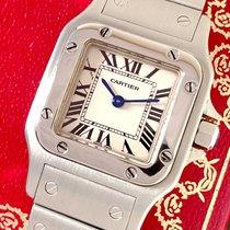 Cartier Santos Galbée 1565 2005 usados
