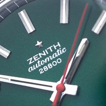 Zenith Steel 41mm Automatic pre-owned