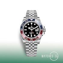 Rolex GMT-Master II 126710BLRO new