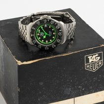 TAG Heuer Formula 1 Quartz Steel 35.5mm Green
