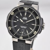 Oris ProDiver Date Titanium 49mm Black United States of America, Ohio, Mason