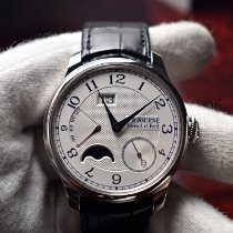 F.P.Journe Octa Platinum 40mm Silver Arabic numerals United States of America, Florida, Orlando