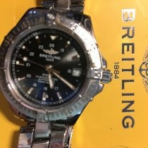Breitling Colt Automatic Steel 38mm Black Arabic numerals United States of America, California, Menifee