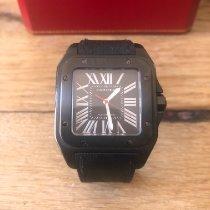 Cartier Santos 100 nuevo 2017 Automático Reloj con estuche y documentos originales WSSA0006
