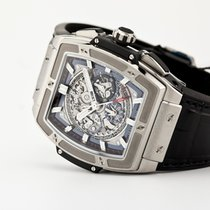 Hublot Spirit of Big Bang Titanium 45mm Transparent No numerals United States of America, New Jersey, Oradell