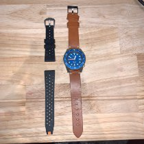 Squale Steel 42mm Automatic 1521BLUEBL.PC pre-owned United States of America, Washington, Kirkland