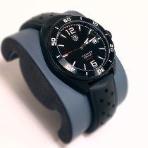 TAG Heuer Formula 1 Calibre 5 Steel 41mm Black Arabic numerals