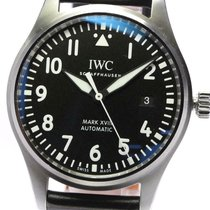 IWC Pilot Mark IW327001 Very good Steel 40mm Automatic New Zealand, Papamoa