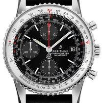 Breitling Navitimer Heritage nuevo Automático Cronógrafo Reloj con estuche original A1332412-BG74-435X
