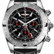 Breitling Chronomat GMT new Automatic Chronograph Watch with original box AB041210-BB48-760P