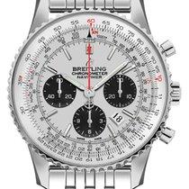 Breitling AB012121-G835-450A Acero Navitimer 1 B01 Chronograph 43 43mm nuevo